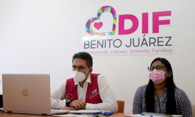 Destaca magistrado del Tribunal Familiar labor altruista del DIF-Cancún
