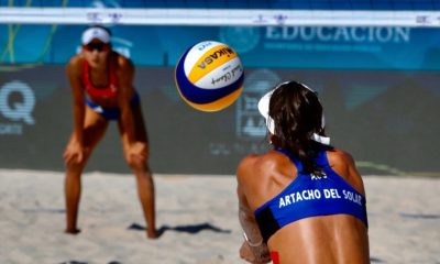 Alistan 'burbuja sanitaria' en Cancún para el 'Beach Volleyball World Tour'